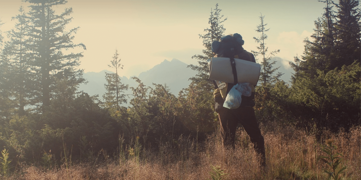 How to Attach Sleeping Bag to Backpack