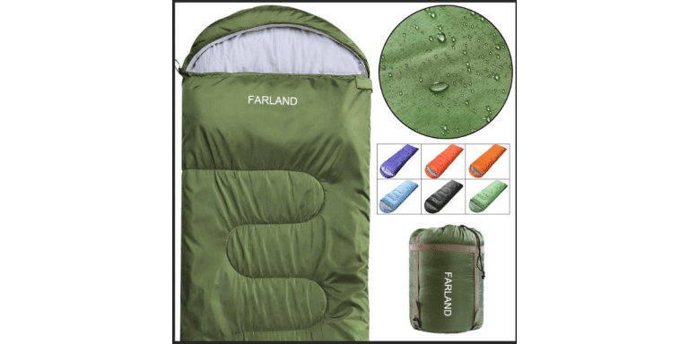 Top 15 Military Sleeping Bags In 2020