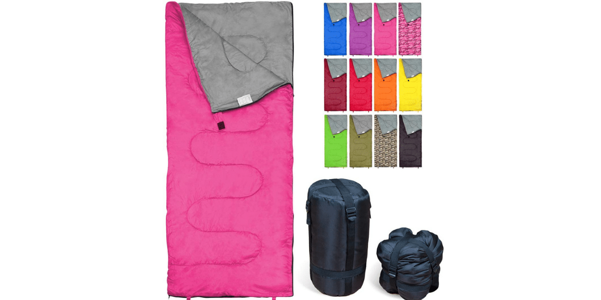 Top 15 Sleeping Bags For Kids On The Market Right Now